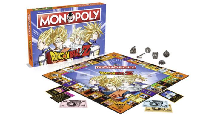 Monopoly Dragon Ball Z, le jeu de société que tu vas absolument vouloir chez toi