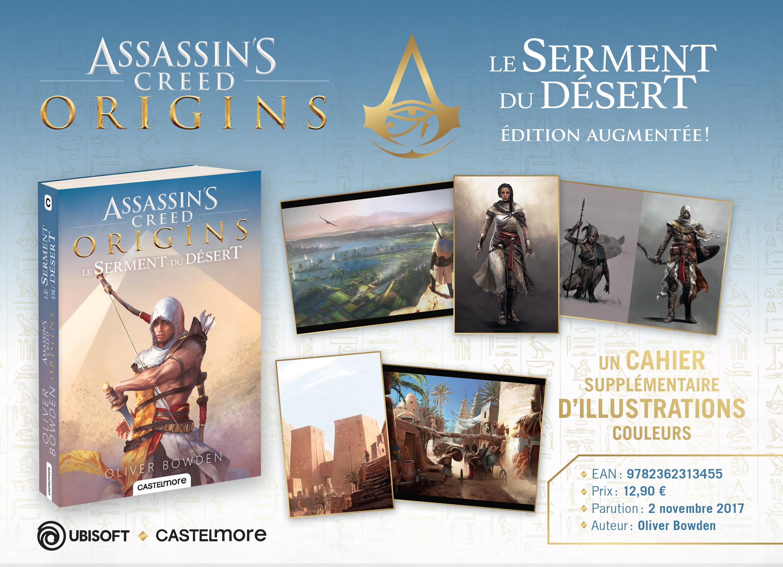 Assassin's Creed Origins : Le Serment du Désert & Vendetta pour tout comprendre des Medjaÿ !