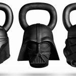Des Kettlebells Star Wars pour ceux qui n'ont pas la « Force » mais qui veulent des biscoteaux