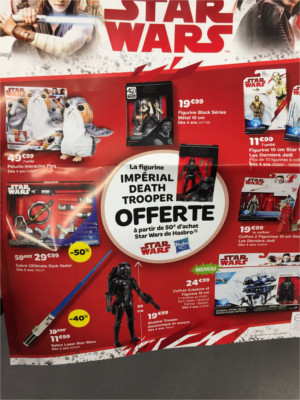 Disney d voile pour la rentr e ses nouveaux produits star - Lego star wars tb tt ...