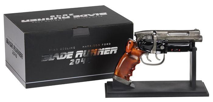 La Fnac dévoile son coffret collector de Blade Runner 2049 avec blaster !