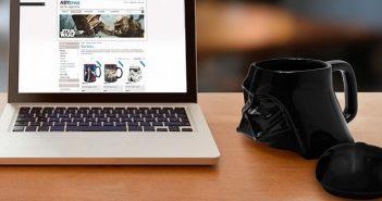 [Concours] Star Wars : Les Derniers Jedi : un mug 3D Vador à gagner !