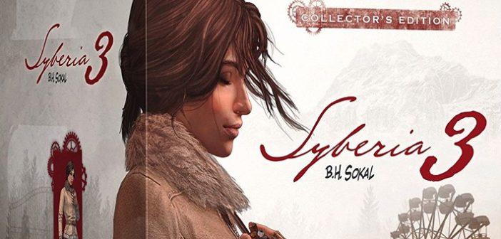 Syberia 3 on vous dit tout sur l'édition collector !_syberia-3-édition-collector