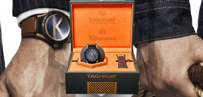 TAG Heuer une montre pour vraiment ressembler aux Kingsman