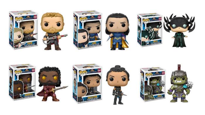 Thor : Ragnarok fait le plein de produits dérivés pour la sortie du film !