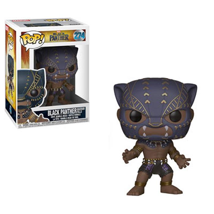 Black Panther : découvrez la gamme Funko Pop! Vinyls du film !