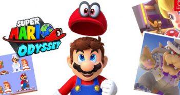 Casquette Super Mario Odyssey cap' ou pas Cappy