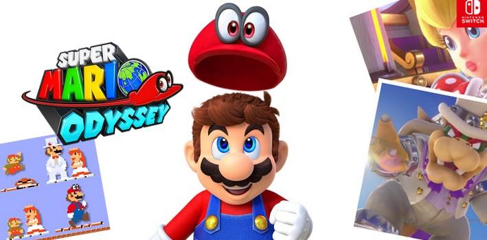 Casquette Super Mario Odyssey : cap' ou pas Cappy ?