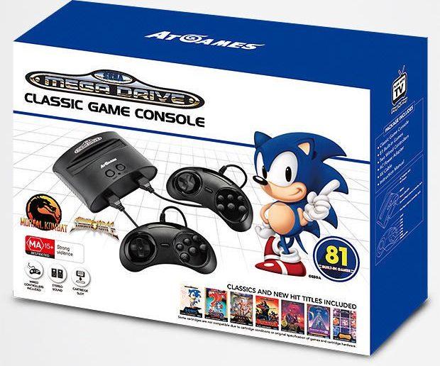 E-concept propose ses consoles rétrogaming Atari, MegaDrive, Nes & GameBoy !