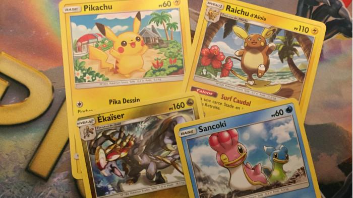 JCC Pokemon Invasion Carmin : deux nouvelles extensions pour électriser vos adversaires !