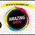 Micromania-Zing passe en mode noël avec les Amazing Days !