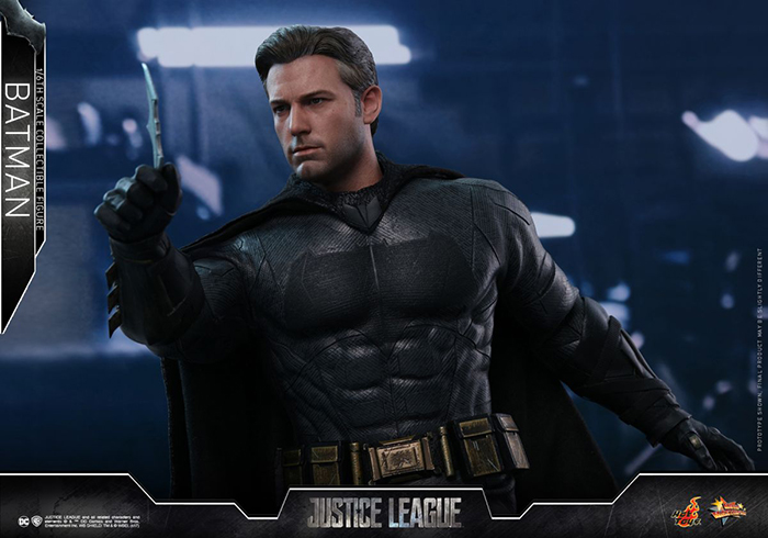 Batman et la Justice League se dévoilent en Hot Toys !
