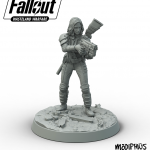 Fallout 4 - Wasteland Warfare le jeu de plateau