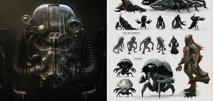Fallout 4 un Artbook officiel bientôt en librairie !