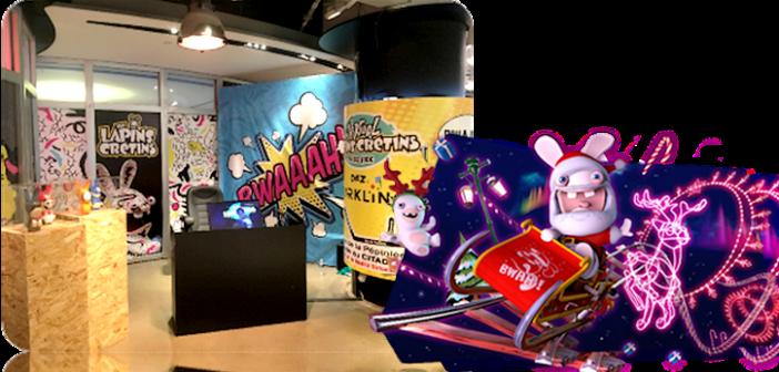 Les Lapins CrétinsThe Big Rideà découvrir gratuitement en réalité virtuelle