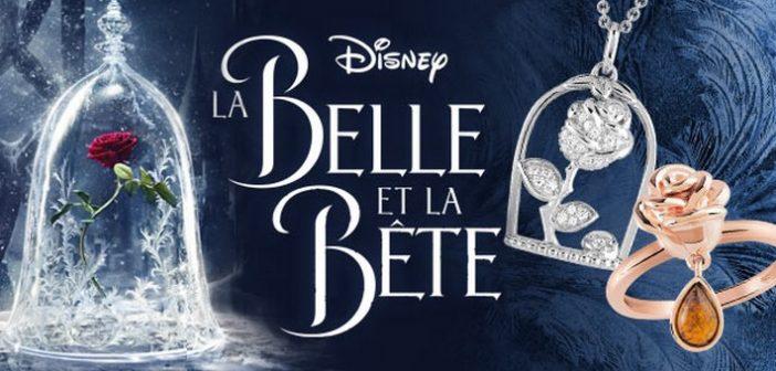 Maty et Disney lancent pour Noël une collection La Belle et la Bête