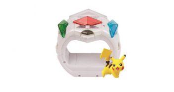 Pokemon : des jouets interactifs compatibles avec les jeux Ultra Soleil et Ultra Lune