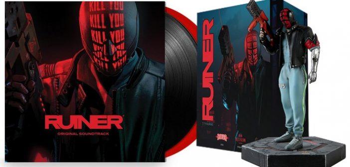 RUINER une édition collector double vinyles et d'une figurine en édition limitée_1