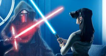 Star Wars : Jedi Challenges : duels au sabre laser en réalité virtuelle
