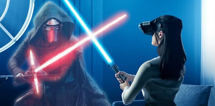 Star Wars Jedi Challenges : duels au sabre laser en réalité virtuelle