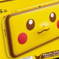Une New Nintendo 2DS XL édition Pikachu pour février !