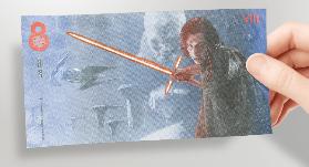 eBay vendra des billets de banque officiels Star Wars : Les Derniers Jedi !