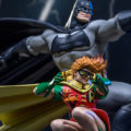 Batman : une nouvelle statuette The Dark Knight Returns signée Iron Studios