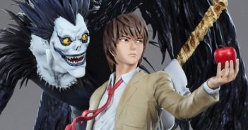 Death Note le manga culte a sa figurine de collection !_
