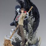 Death Note le manga culte a sa figurine de collection !_