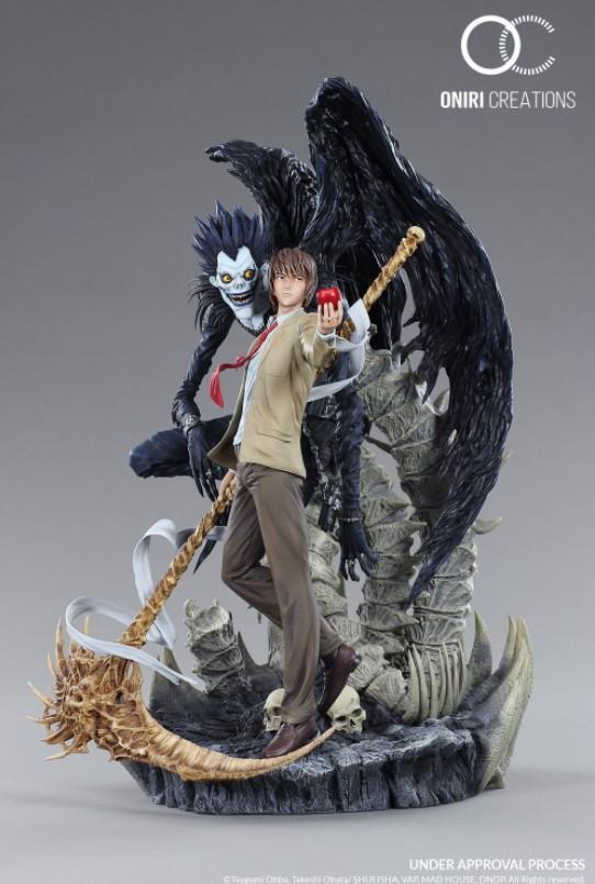 figurine manga nom