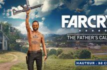 Far Cry 5 l'appel du dangereux Joseph Seed résonne sur vos étagères