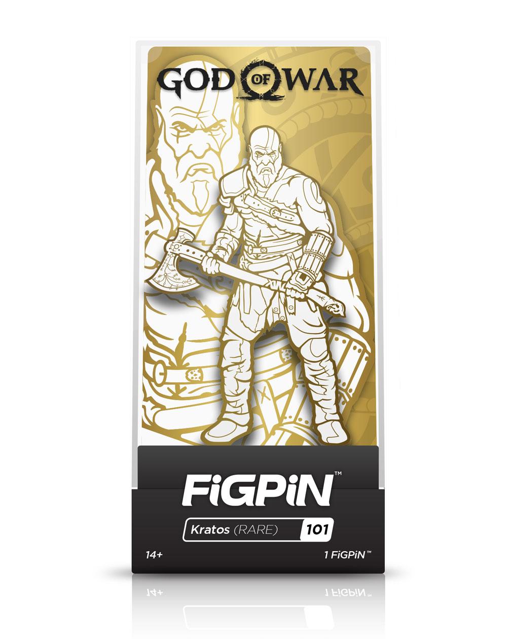 God of War, tout sur les goodies à venir