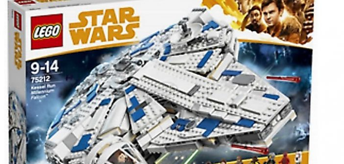 Grosses fuites pour Lego Solo A Star Wars Story