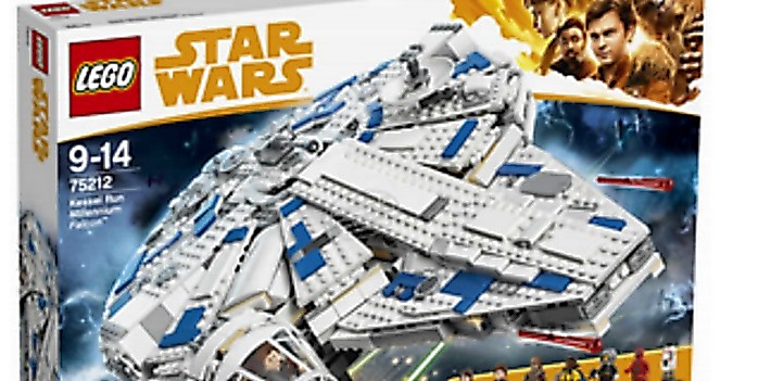 Grosses fuites pour LEGO Solo: A Star Wars Story !