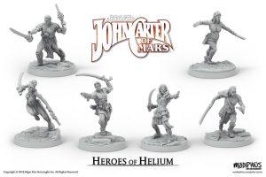 John Carter of Mars, un jeu de rôle en préparation_