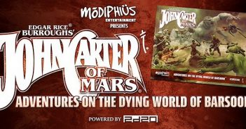 John Carter of Mars, un jeu de rôle en préparation_une