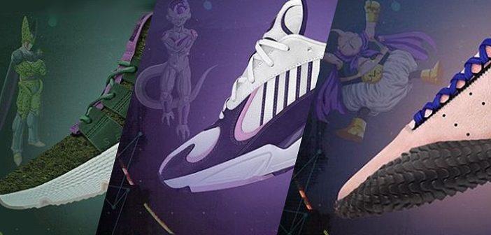 Les premières images des Adidas Dragon Ball Z sont là !
