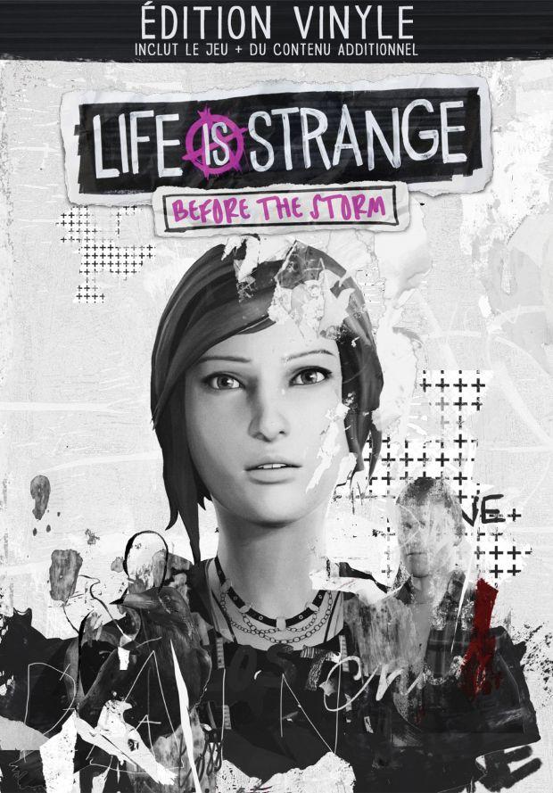 Life is Strange Before un vinyle pour oublier la tempête !