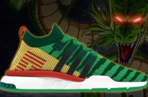 Suite de la collection Adidas Dragon Ball Z en images !