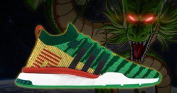 Suite de la collection Adidas Dragon Ball Z en images !