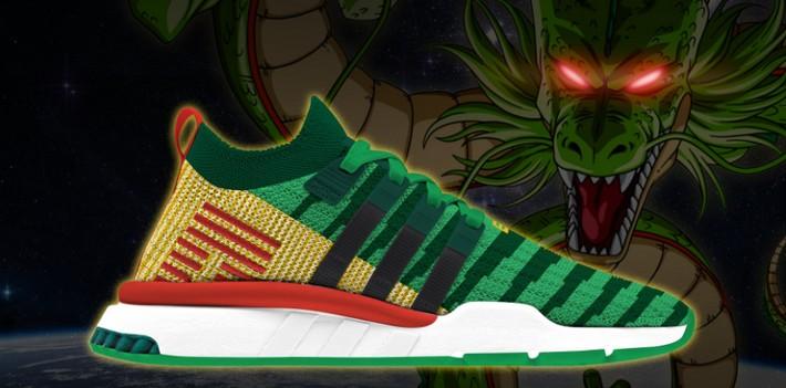 Suite de la collection Adidas Dragon Ball Z en images ! La