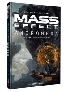 Un comics et un artbook Mass Effect pour 2018_Mass Effect andromeda creation dun univers