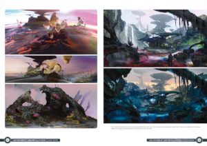 Un comics et un artbook Mass Effect pour 2018_Mass Effect andromeda creation dun univers_1