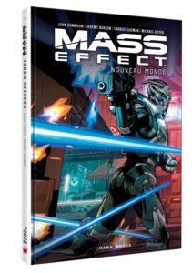 Un comics et un artbook Mass Effect pour 2018_Nouveau monde couv