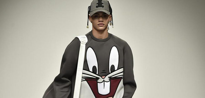 Une ligne de vêtements inspirée des Looney Tunes, pour les feux de la rampe !