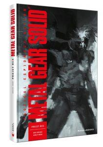 Une version comics de Metal Gear Solid datée pour février