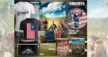 ABYstyle te rhabille pour Far Cry 5 !