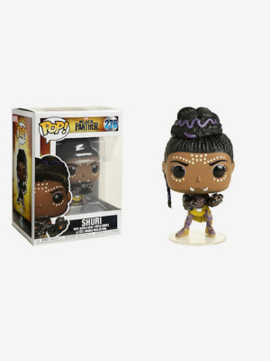 Black Panther fait le plein de goodies chez BoxLunch !