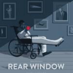 HITCHCOCK de nouveaux posters pour Psychose, Fenêtres sur Cour et Vertigo_