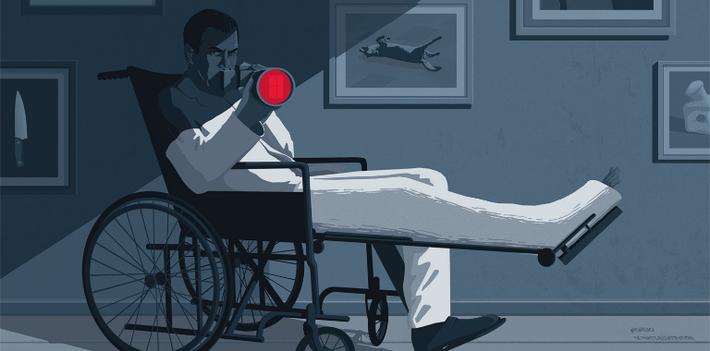 HITCHCOCK: de nouveaux posters pour Psychose, Fenêtres sur Cour et Vertigo